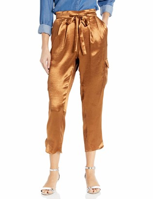 Ramy Brook Women's Metallic Pocket Allyn Pant