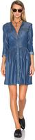 The Kooples Button Down Denim Dress