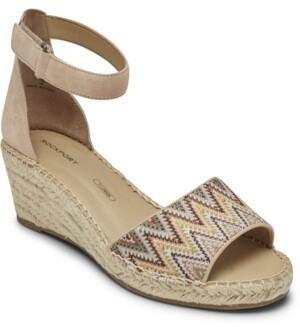 Rockport Women's Marah 2-Piece Espadrille Sandals Women's Shoes