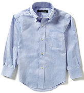 Brooks Brothers Little/Big Boys 4-20 Non-Iron Solid Dress Shirt