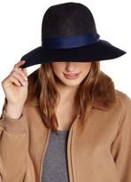 Phenix Panama Two-Tone Wool Hat