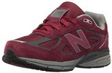 New Balance KJ990V4 Grade Run Running Shoe (Big Kid)