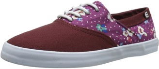 Etnies Women's CORBY W'S Low-Top Trainer Red Size: 8/8.5