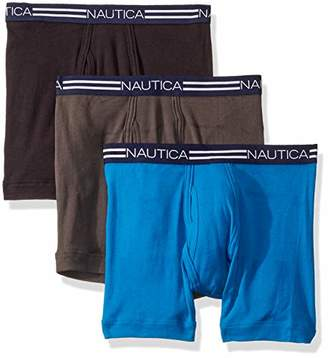 Nautica Classic Cotton Boxer Brief Multipack