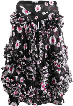 Molly Goddard Daisy ruffled skirt