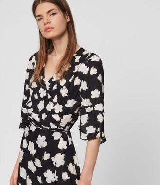 AllSaints Delana Caro Dress