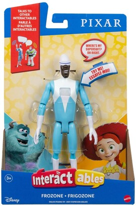 Mattel Pixar Interactables Frozone Figure