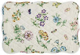 """Lenox Butterfly Meadow 13"""" x 19"""" Quilted Placemat"""