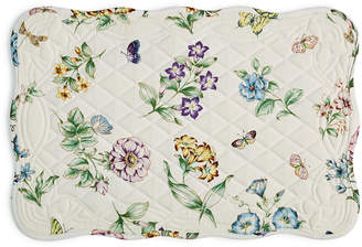"""Lenox Butterfly Meadow Quilted 13"""" x 19"""" Placemat"""