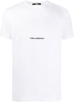 Karl Lagerfeld Paris Essential Logo T-shirt