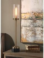 3.1 Phillip Lim Glass Torchiere Lamp 17 Stories