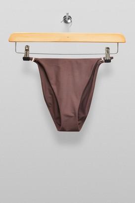 MinkPink Womens **Brown Bikini Bottoms By Mink Pink - Cocoa