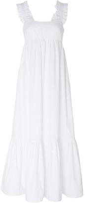 Ephemera Wovens Poplin Sun Dress - Natural