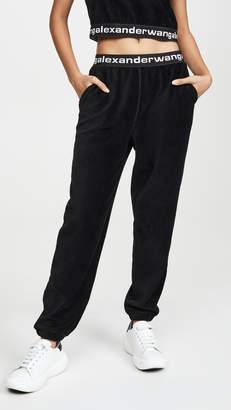 Alexander Wang Stretch Corduroy Pants