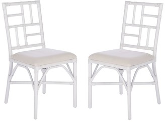 Safavieh Couture Christine Accent Chair W/ Cushion