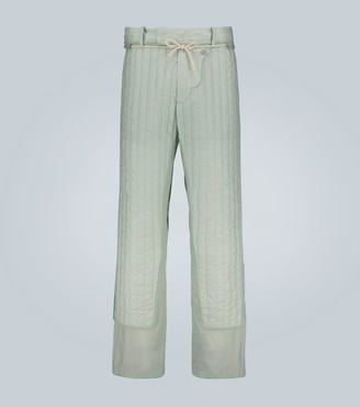 Craig Green Quilted Skin technical pants