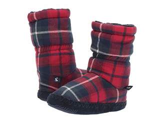 Joules Kids Padabout Slippers Boot (Toddler/Little Kid/Big Kid)