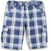 GUESS Plaid Shorts (8-18)