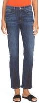 Frame Women's High Rise Straight Jeans