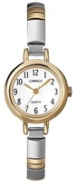 Timex Women's Carriage by Expansion Band Watch - Two Tone C56291TG