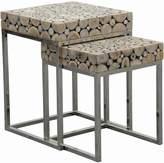Kayu Estate Nesting Tables Banji Side Table (Set of 2)