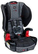 Britax Frontier Click-Tight Harness to Booster in Groove