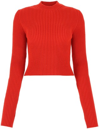 Bottega Veneta Cropped Sweater