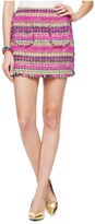 Juicy Couture Eclectic Tweed Skirt