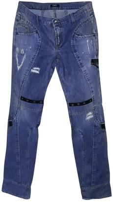 CNC Costume National Blue Denim - Jeans Jeans for Women