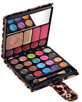Ecvtop Professional Makeup Kit Eyeshadow Lip Gloss Blush Palette,29 Color