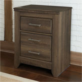 Signature Design by Ashley Juararo Two-Drawer Nightstand