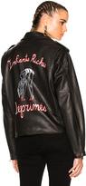 Enfants Riches Deprimes NY Dolls Leather Jacket