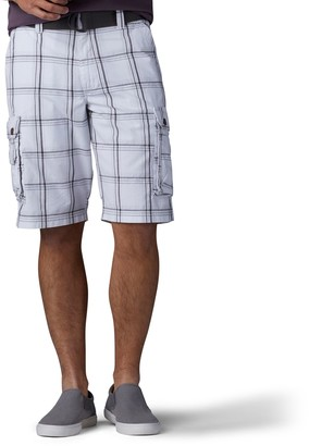 Lee Men's Wyoming Belted Cargo Shorts