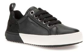 Geox Kalispera Girl Dotted Low-Top Sneaker