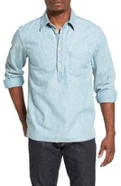 Jean Shop Men's Ethan Chambray Shirt