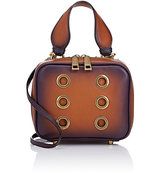 Marc Jacobs Women's Box Small Bag-BROWN