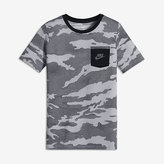 Nike Sportswear Camo Big Kids' (Boys') T-Shirt