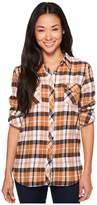 Volcom Desert Fly Long Sleeve Shirt Women's Long Sleeve Button Up