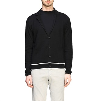 Paolo Pecora Cardigan Single-breasted Knitted Jacket