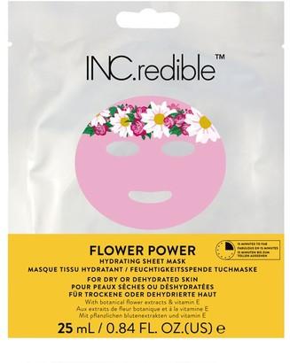 INC.redible Inc. Redible Flower Power Hydrating Sheet Mask - Nourishing & Smoothing 25Ml