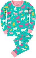 Hatley Farm Friends Pajama Set (Toddler, Little Girls, & Big Girls)