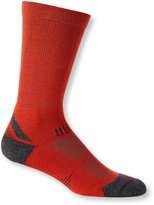L.L. Bean Men's All-Sport PrimaLoft Socks, Lightweight Crew Two-Pack