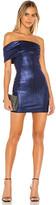 superdown Tamia Asymmetrical Mini Dress