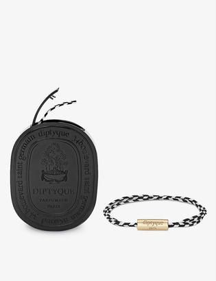Diptyque Eau de Minthé perfumed bracelet