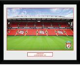 GB Eye Liverpool Stadium Framed Print