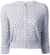 Michael Kors crystal-embellished cardigan