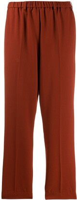 Forte Forte straight-leg trousers