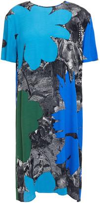 Paul Smith Printed Crepe Dress