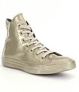 Converse All Star® Metallic Rubber Hi-Top Sneakers