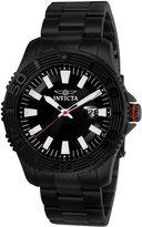 Invicta Mens Black Bracelet Watch-22411